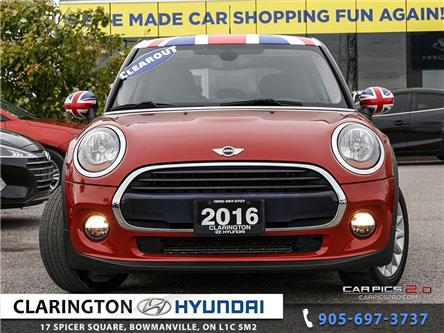 2016 MINI 5 Door Cooper (Stk: U957) in Clarington - Image 2 of 27