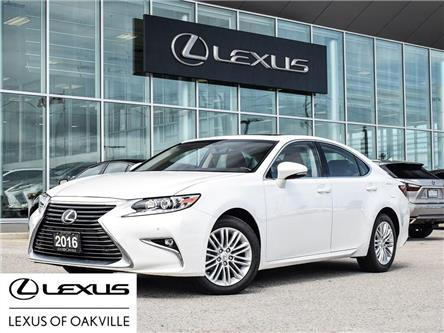 2016 Lexus ES 350 Base (Stk: UC7769) in Oakville - Image 1 of 21