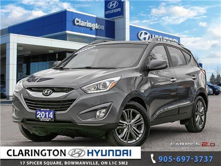 2014 Hyundai Tucson GLS (Stk: 19572A) in Clarington - Image 1 of 27