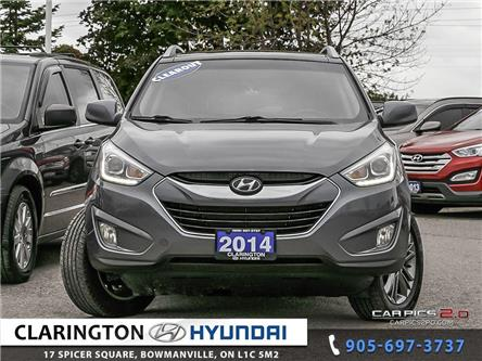 2014 Hyundai Tucson GLS (Stk: 19572A) in Clarington - Image 2 of 27