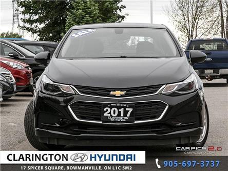 2017 Chevrolet Cruze LT Auto (Stk: U951) in Clarington - Image 2 of 27