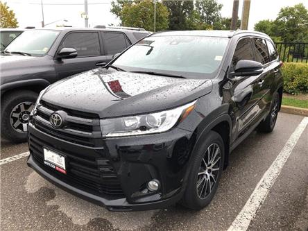 2017 Toyota Highlander XLE (Stk: U2815) in Vaughan - Image 1 of 25