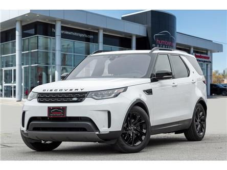 2017 Land Rover Discovery DIESEL Td6 HSE LUXURY (Stk: 19HMS642A) in Mississauga - Image 1 of 24