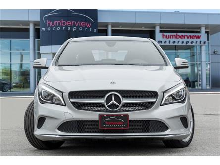 2018 Mercedes-Benz CLA 250 Base (Stk: 19HMS773) in Mississauga - Image 2 of 22