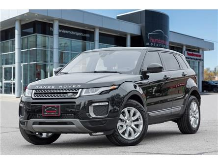 2017 Land Rover Range Rover Evoque SE (Stk: 19HMS808) in Mississauga - Image 1 of 20
