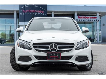 2018 Mercedes-Benz C-Class Base (Stk: 19HMS818) in Mississauga - Image 2 of 23