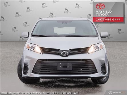 2019 Toyota Sienna 7-Passenger (Stk: 1962242) in Edmonton - Image 2 of 24