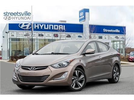 2014 Hyundai Elantra Limited (Stk: P0733) in Mississauga - Image 1 of 19