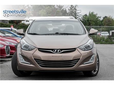 2014 Hyundai Elantra Limited (Stk: P0733) in Mississauga - Image 2 of 19