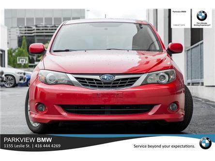 2009 Subaru Impreza 2.5 i (Stk: PP8635AA) in Toronto - Image 2 of 18