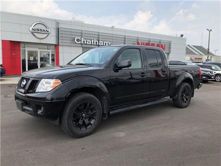 2018 Nissan Frontier  (Stk: 9341A) in Chatham - Image 1 of 16