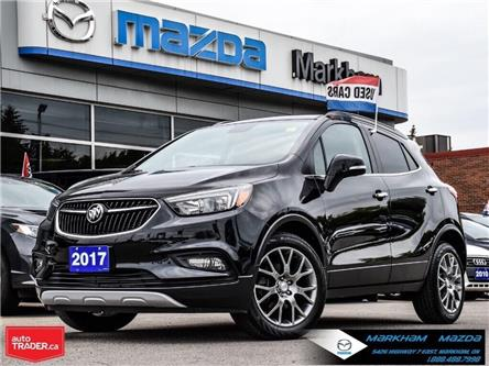 2017 Buick Encore Sport Touring (Stk: N190748B) in Markham - Image 1 of 27