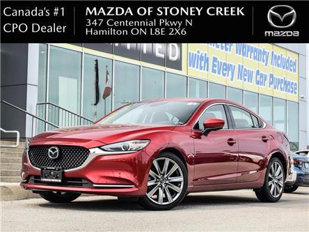 2018 Mazda MAZDA6 GT (Stk: SU1401) in Hamilton - Image 1 of 23