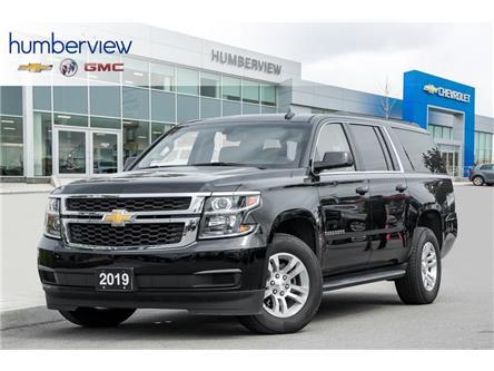 2019 Chevrolet Suburban LS (Stk: CTDR3768) in Toronto - Image 1 of 20