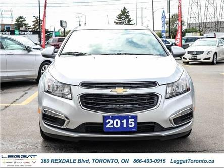 2015 Chevrolet Cruze 1LT (Stk: T11629) in Etobicoke - Image 2 of 23