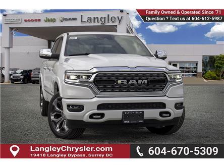 2019 RAM 1500 Limited (Stk: K873496) in Surrey - Image 1 of 17