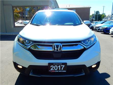 2017 Honda CR-V EX (Stk: 2HKRW2) in Kitchener - Image 2 of 24