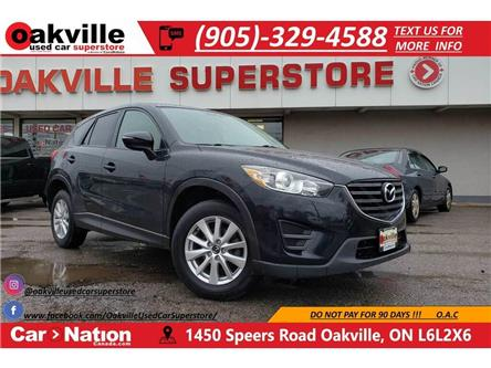 2016 Mazda CX-5 GX AWD | TOUCH SCREEN | BLUETOOTH | CRUISE CNTRL (Stk: DR544) in Oakville - Image 1 of 19