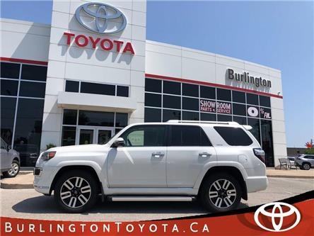 2015 Toyota 4Runner SR5 V6 (Stk: U10762) in Burlington - Image 1 of 20