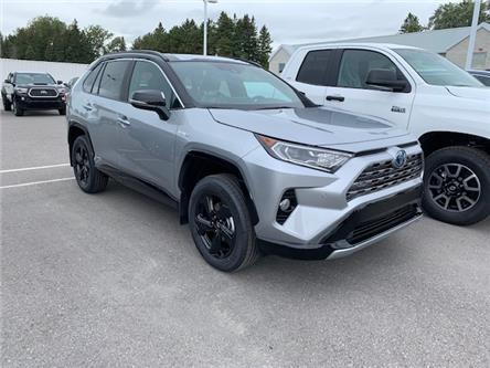 2019 Toyota RAV4 Hybrid XLE (Stk: TV322) in Cobourg - Image 1 of 7