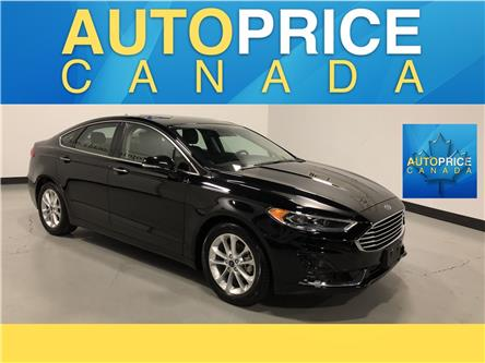 2019 Ford Fusion Hybrid SEL (Stk: D0332) in Mississauga - Image 1 of 27