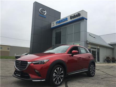 2019 Mazda CX-3 GT (Stk: UT338) in Woodstock - Image 1 of 23