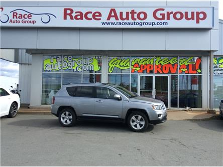 2017 Jeep Compass Sport/North (Stk: 17004) in Dartmouth - Image 1 of 18