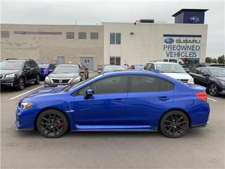 2018 Subaru WRX Sport-tech (Stk: SUB1489) in Innisfil - Image 2 of 13