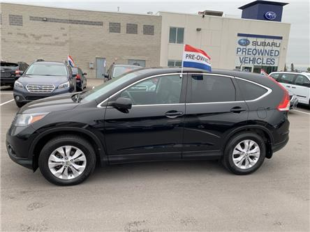 2014 Honda CR-V EX-L (Stk: SUB1483A) in Innisfil - Image 2 of 13