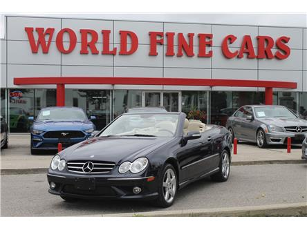 2006 Mercedes-Benz CLK-Class Base (Stk: 16981) in Toronto - Image 1 of 26