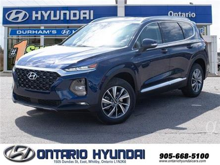 2020 Hyundai Santa Fe Essential 2.4 w/Safey Package (Stk: 144225) in Whitby - Image 1 of 18