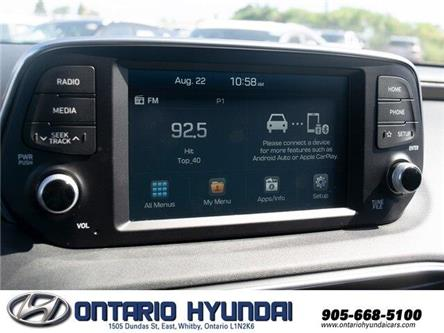 2020 Hyundai Santa Fe Essential 2.4 w/Safey Package (Stk: 144225) in Whitby - Image 2 of 18
