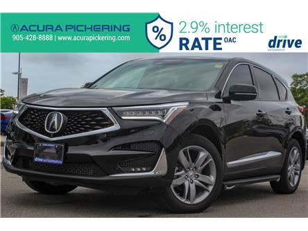 2019 Acura RDX Platinum Elite (Stk: AP4947) in Pickering - Image 1 of 29
