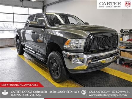 2015 RAM 3500 SLT (Stk: 8201921) in Burnaby - Image 1 of 23