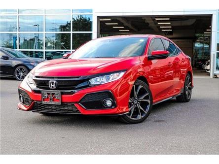 2017 Honda Civic Sport (Stk: P18872) in Ottawa - Image 1 of 30