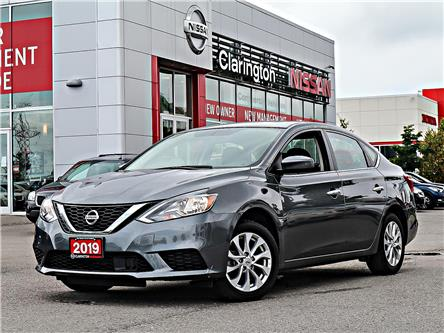 2019 Nissan Sentra 1.8 SV (Stk: KY208644P) in Bowmanville - Image 1 of 32