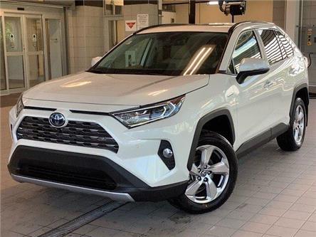 2019 Toyota RAV4 Hybrid Limited (Stk: 21835) in Kingston - Image 1 of 30