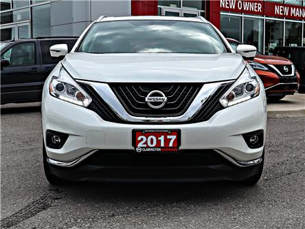 2017 Nissan Murano SL (Stk: KN121626A) in Bowmanville - Image 2 of 31