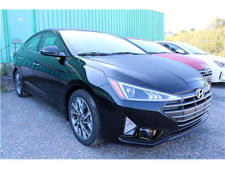 2020 Hyundai Elantra Luxury (Stk: 02183) in Saint John - Image 1 of 3