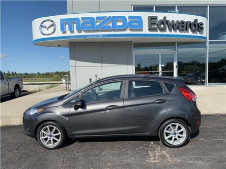 2015 Ford Fiesta SE (Stk: 21961) in Pembroke - Image 1 of 10