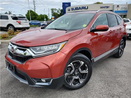 2017 Honda CR-V Touring (Stk: 20S19A) in Whitby - Image 1 of 27