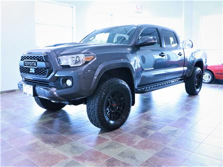 2018 Toyota Tacoma SR5 (Stk: 195866) in Kitchener - Image 1 of 31