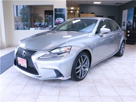 2015 Lexus IS 250 Base (Stk: 197244) in Kitchener - Image 1 of 30