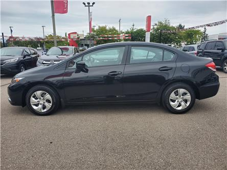 2015 Honda Civic LX (Stk: 326840A) in Mississauga - Image 2 of 21