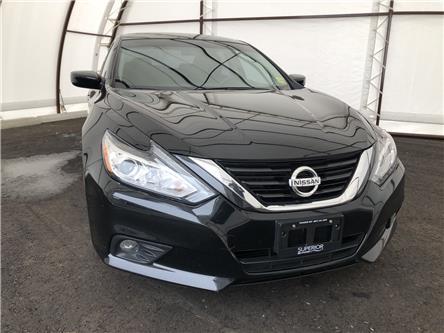 2017 Nissan Altima 2.5 SV (Stk: 16192A) in Thunder Bay - Image 1 of 16