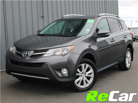 2014 Toyota RAV4 Limited (Stk: 191117A) in Fredericton - Image 1 of 9