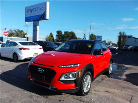 2019 Hyundai Kona 2.0L Preferred (Stk: 191451) in North Bay - Image 1 of 12