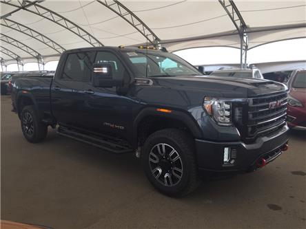 2020 GMC Sierra 2500HD AT4 (Stk: 177983) in AIRDRIE - Image 1 of 46