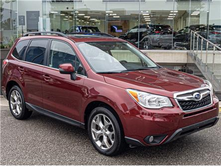 2015 Subaru Forester  (Stk: 28786A) in Markham - Image 1 of 25