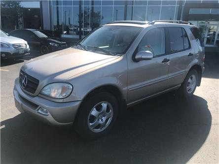 2004 Mercedes-Benz M-Class Elegance (Stk: 38736A) in Kitchener - Image 1 of 7